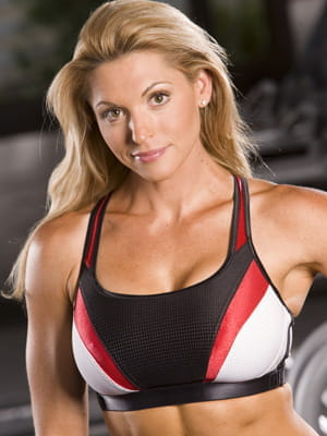 Kim Lyons of Season 3 & 4 of The Biggest Loser