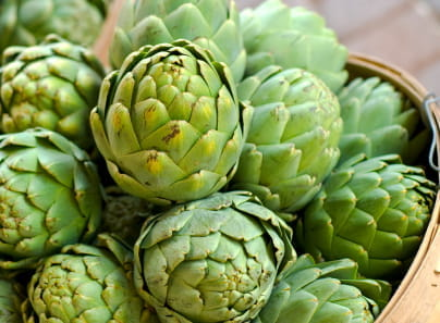 artichokes help lower blood pressure