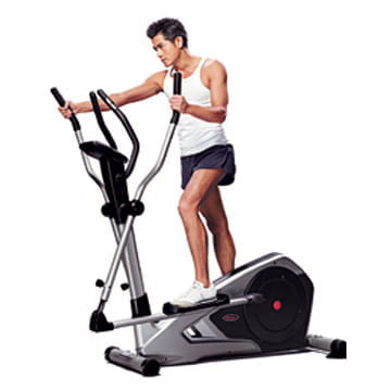 elliptical machine cardio workout