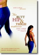 butt hip and thigh exercise program