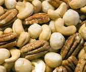 nuts - more sturdy foods to inflame fat