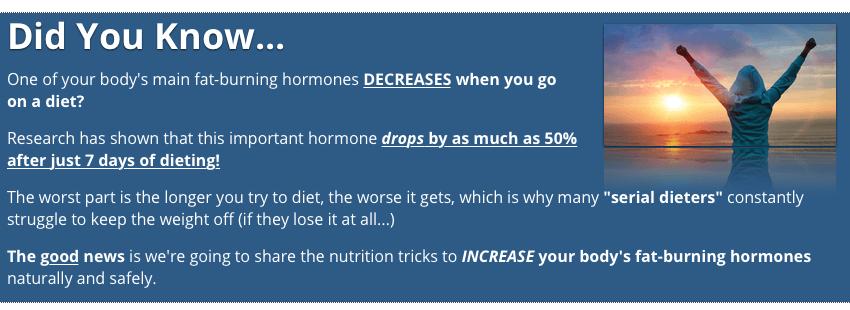 dieting metabolism hormones