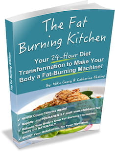 The Fat Burning Kitchen cookbook
