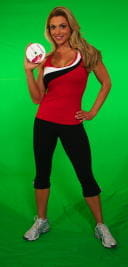 Kim Lyons, Season 3 & 4 Biggest Loser Trainer
